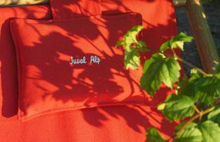 Die Juval Alp lädt auch zum Relaxen ein