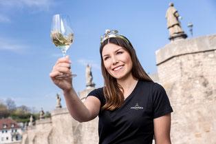 Spargel Rezept der Fränkischen Weinkönigin