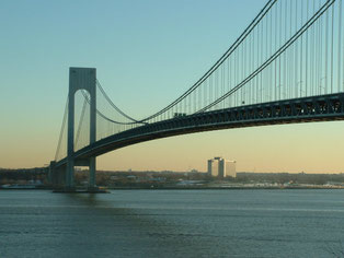 Ammann Othmar Hermann New York Verrazano Bridge