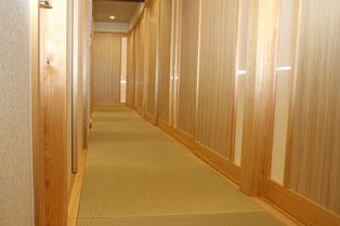 2階 畳廊下