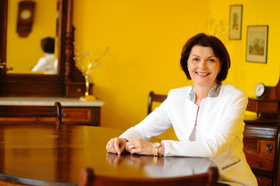 Sigrid Sonnenholzer, Geschäftsführerin und Coaching Trainerin