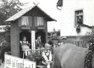 Bild: Wetterhäuschen Wünschendorf Dähnert