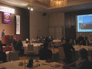 L.木梨のカンボジア訪問についてのスピーチ