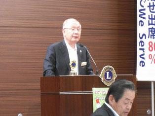 坂本ZCのゲストスピーチ