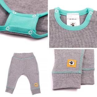 Удобни дрехи за бебета