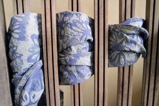 Нов тъкан слинг - как да очупим