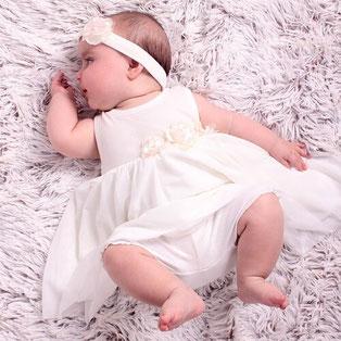 Бебешка рокля за кръщене