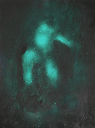 Acryl auf Leinwand, 70x50, 2018