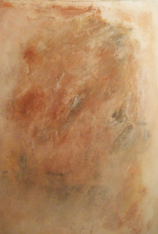 Heure fauve, Acryl auf Leinwand, 80x60, 2012