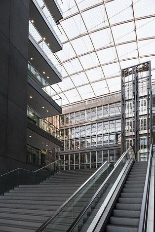 Praxistest NIKON D750: Bildergebnis Architektur-Motiv mit PC-E Nikkor 24 mm 1:3,5. Copyright: Dr. Klaus Schörner