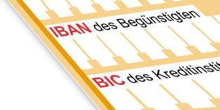 SEPA Überweisung Format Kunde PAIN Bank PACS Ausführungsfrist Dauer Überweisungsformular Muster Vordruck Vorlage ausfüllen Migration DTA Datenträger SCT Wiki Zahlungsverkehr www.hettwer-beratung.de