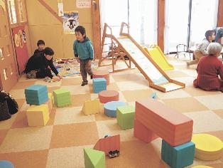 無料で遊べる公共の児童館