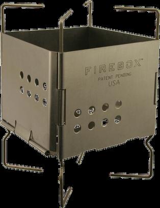 3 Inch Folding Firebox