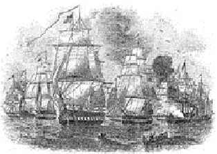 Black Ships (Wikipedia)