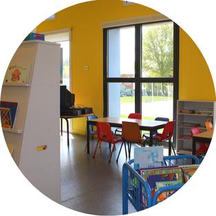 Bibliothèque Ecole Maternelle Maupas Percy-en-Normandie