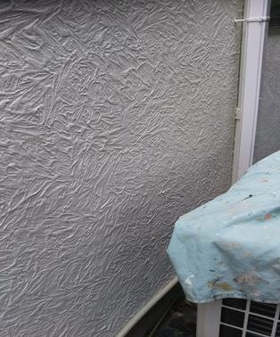 外壁の変色 塗装後 After