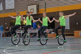 Einradmannschaft