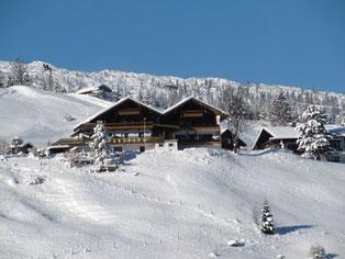 Gästehaus Panorama im Kleinwalertal