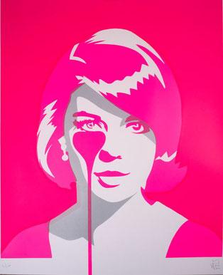 Pure Evil Natalie Wodd pink