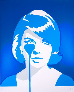 Pure Evil Natalie Wodd blue