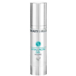 Beauty Hills, Kosmetik, hochkonzentriertes Hyaluron gegen Falten im Anti-Aging