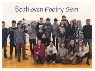 Beathoven Poetry Slam