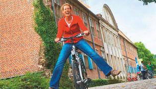 Nordhorn Kloster Frenswegen, Foto: Mevelo  - Messen, Veranstaltungen, Radreisen