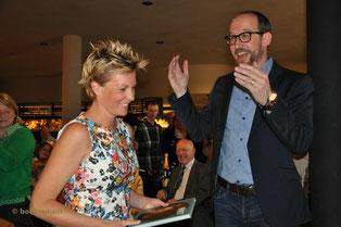 Daphne Aers en Dirk Remmerie