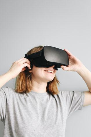 Angstbehandlung mit virtual Reality (VR) Wien 1210 Floridsdorf virtuelle Realität Angsterkrankung Psychotherapie
