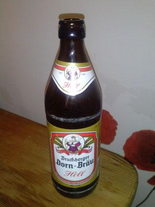 Bruckberger Dornbräu Hell