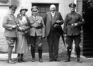 """""""Der Stahlhelm war 3 Tage in Derdingen"""""""