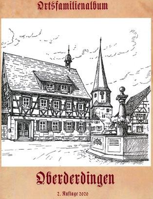 Die zweite Auflage des Ortsfamilienalbums Oberderdingen ist ab sofort erhältlich.