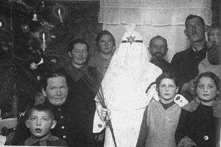 """""""Aus alten Fotoalben: Weihnachten in Flehingen 1929"""""""