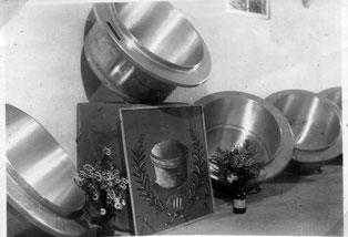 BLANCO-Erzeugnisse aus der Nachkriegszeit