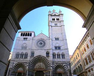 достопримечательности генуи, что посмотреть в Генуе, гиды в генуе, русский гид в генуе, экскурсии по Генуе