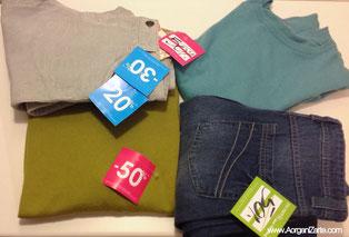 rebajas ropa rebajada descuentos gastar www.aorganizarte.com
