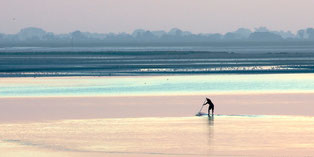 Stand Up Paddle en Baie de Somme