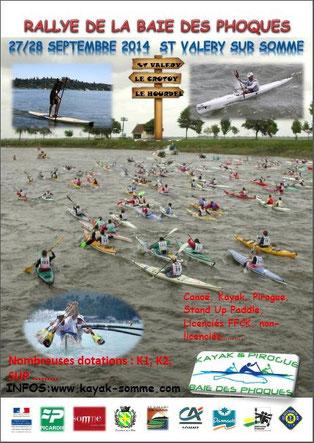 Rallye de la Baie des Phoques 2014 / CKMV Baie des Phoques