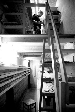 Die Werkstatt... - Möbel und Türen in Aalen und Schwäbisch Gmünd