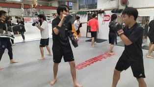 新潟市キックボクシング