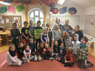 Montessori, Salzburg, Kuchl, altersgemischte Klasse, Volksschule