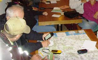 •wie Sie das Koordinatensystem der Karte im Navigator einstellen