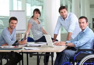 Chargé de mission handicap et diversité en entreprise