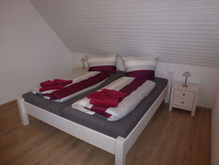Schlafzimmer Nummer zwei