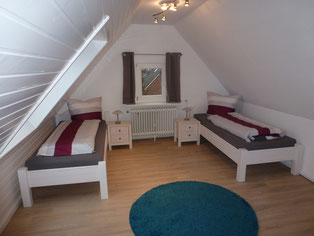Schlafzimmer Nummer drei