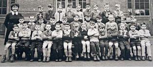 Photo de classe première année école