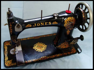 Jones Medium CS ....... Type 11 ................ # 169.830