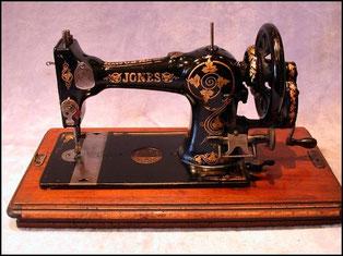Jones FCS Type 1 .......................................... # 144