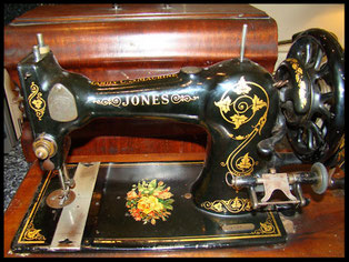 Jones FCS Type 2 ....................................... # 6.818