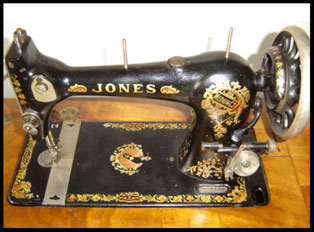 Jones Medium CS ....... Type 11 ................ # 173.508